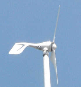 Wind Generator, Cast Aluminum Vane for Wind Generator pictures & photos