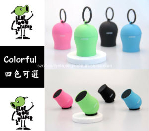 Mini Bluetooth Speaker with Portable Self Timer Function and Handsfree