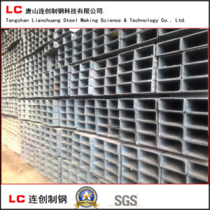 120mmx60mm Rectangular Hollow Section Steel Pipe for Structure pictures & photos