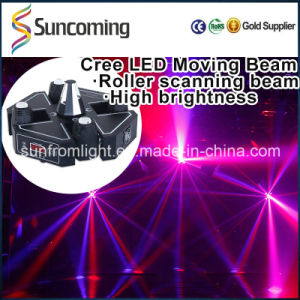 Mini Beam Disco DJ LED Moving Head Light pictures & photos