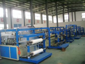 Gas Column Cushion Bag Making Welding Forming Production Line (SY-1200) pictures & photos