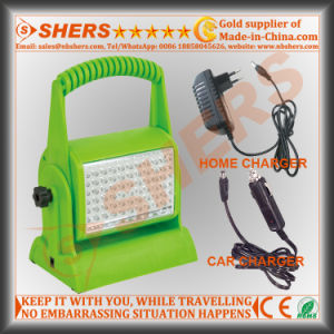 Rechargeable Cordless 60 LED Hobby Light