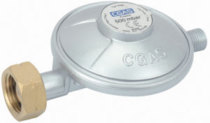 LPG Euro Media Pressure Gas Regulator for Russia (M30G02G500) pictures & photos