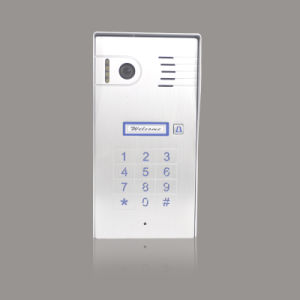 New WiFi Touch Button Video Intercom System pictures & photos