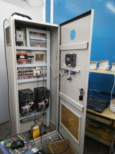 Electric Control Box for All Spray Booth pictures & photos