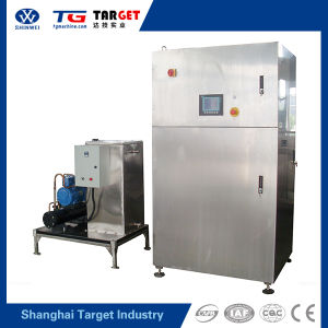 High-Performance Easy to Adjust Tw Continuous Chocolate Tempering Machine pictures & photos