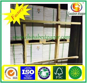 Recycled 48g Offset Paper for Making Excercise Book pictures & photos