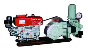 Horizontal Duplex Single Acting Reciprocating Piston Mud Pump (BW-150/1.5) pictures & photos