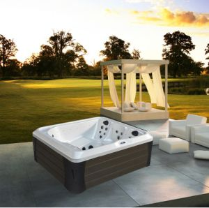 Monalisa New Fashion Design Luxury Outdoor Whirlpool Hot Tub (M-3395) pictures & photos
