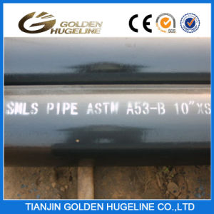 ASTM A53A Welded Carbon Steel Tubes pictures & photos