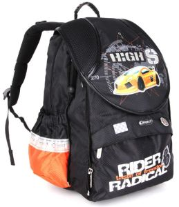 Fashion Car Designed School Bag for Boy Students