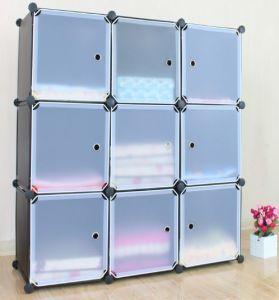 Beau Storage Cube Cabinet