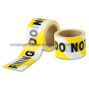 Printing Various Warning Tape Caution Tape pictures & photos