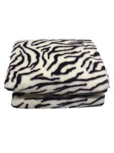 Hot Sale Sr-B170227-2 Super Soft Printed PV Fleece Blanket