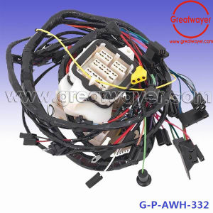 engine parts fuse box wire harness control cable assemblies
