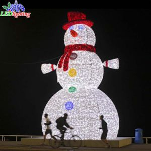 best selling outdoor outdoor christmas giant snowman decoration
