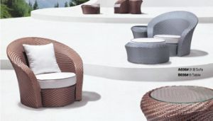 Rattan Furniture, Rattan Sofa, Design Sofa Set, Modern Outdoor Furniture Ms-133