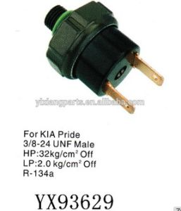 High Quality Cooling System R 134a Refrigeration Pressure Switch For Kia Pride