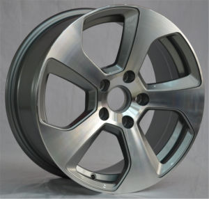 Vw Golf 7 Gti Alloy Wheel/ Wheel Rim (HL287) pictures & photos