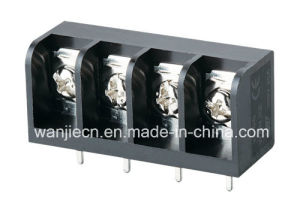 UL Standard Barrier Terminal Block Wj66A pictures & photos