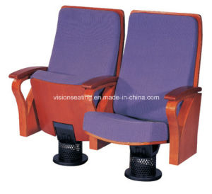 Wooden Shell Padded Theater Seat (3008)