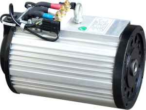 Battery Power Traction Motors