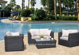 Sectional Outdoor Wicker Patio Backyard Rattan Garden Set