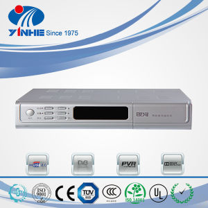 HD Fully DVB Compliant Digital Satellite Receiver, DVB-S2 Set Top Box with  Irdeto/Conax/NDS CAS
