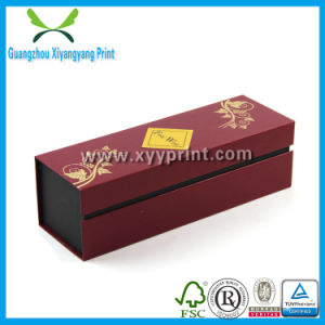 Custom Paper Wine Carton Box with High Quality pictures & photos