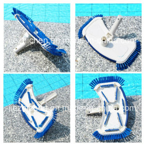 Swimming Pool Brush Vacuum Head