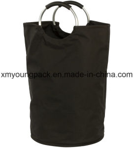 Durable Polyester Heavy Duty Laundry Bag with Handle pictures & photos