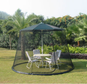 Umbrella Cover 9′ Umbrella Screen Enclosure