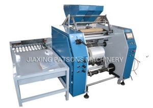 Automatic Pre Stretch Film Rewinder Machine pictures & photos