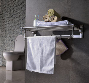 Bath Towel Holder/ Stainless Steel Towel Rack/Towel Shelf/Towel Holder (J25) pictures & photos