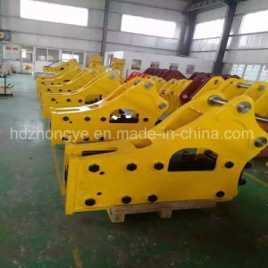 Wearble Engineering Machinery Parts Hydraulic Breaker Hammer Suitable for 30ton Excavator pictures & photos