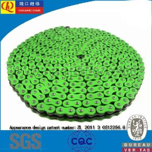 Colored O-Ring Green Chains420 428 520 525 530 630 pictures & photos