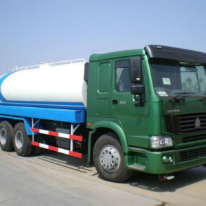HOWO Sinotruck 6X4 Water Truck for Sale pictures & photos