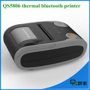 Low Cost Spanish Android Mini Thermal Receipt Printer Wireless Rugged