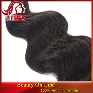 7abrazilian Virgin Hair Body Wave Soft Human Hair Extension 3PCS Unprocessed Virgin Brazilian Hair Weave Bundle Human Hair Weave pictures & photos