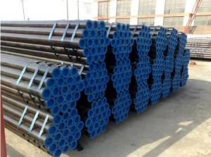 H40/J55/K55/N80/L80/P110 Oilfield Casing Pipes and Tubing/Carbon Seamless Steel Pipe pictures & photos