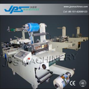 Adhesive Logo Label Die-Cutting Machine pictures & photos