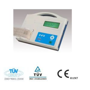 Three Channel Digital Electrocardiograph, ECG Monitor (OW-E32A) pictures & photos