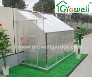 Lean-to Hobby Greenhouse for Limited Space (LB509) pictures & photos