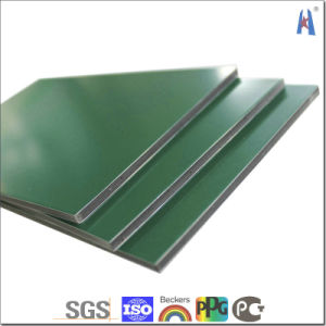 Building Facade Cladding Fireproof Plastic Material pictures & photos