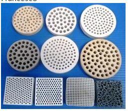 Cordierite/Mullite Ceramic Honeycomb Filter for Foundry pictures & photos