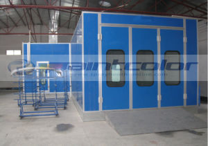 6-3-2.5m Spray Booth 3-3-2.5m Oven Linking pictures & photos