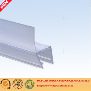 Steam Shower Door Seal With Pvc
