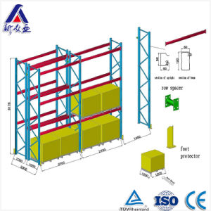 Factory Directly Selling Cheap Price Warehouse Rack pictures & photos