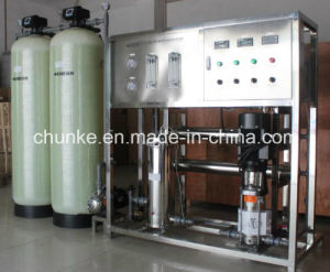 Industrial FRP Reverse Osmosis Water Treatment Machine Plant pictures & photos