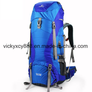 Super Big Capacity Double Shoulder Climbing Hiking Outdoor Bag (CY5814) pictures & photos